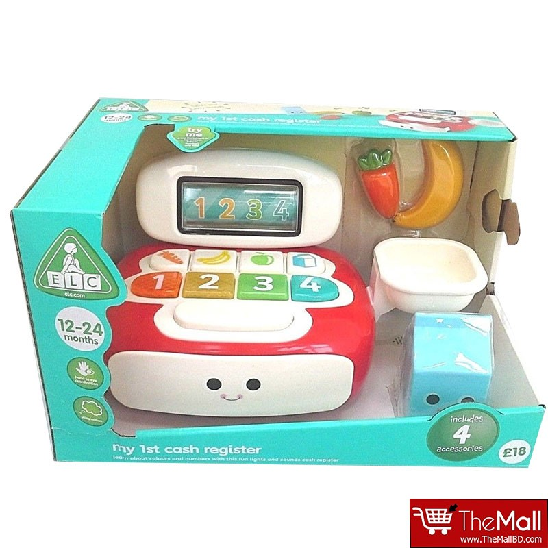 Early Learning Center My First Cash Register