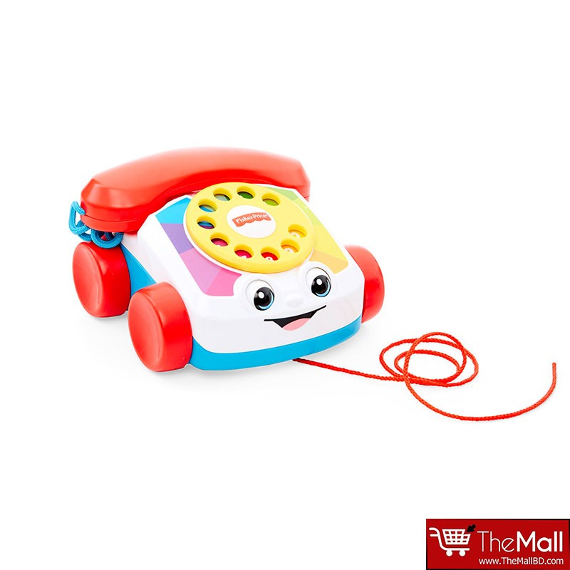 Fisher-Price Chatter Telephone With Ringing Sounds 12M+