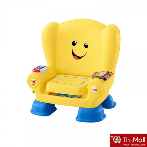 Fisher-Price Laugh & Learn Smart Stages Chair Yellow-12m+