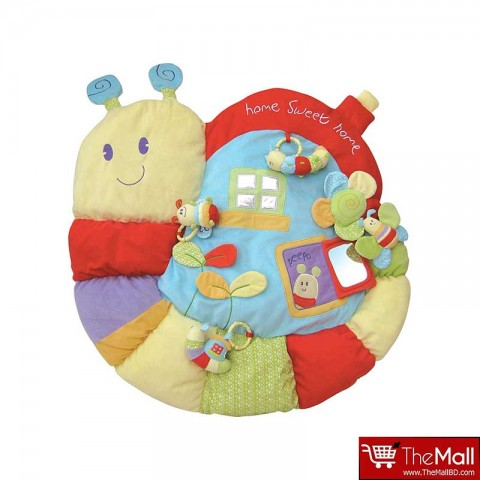 Little Bird Told Me - Softly Snuggle  - Baby Playmat and Gym