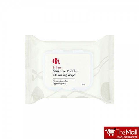B. Pure Sensitive Micellar Cleansing Wipes For Sensitive Skin 25 Wipes