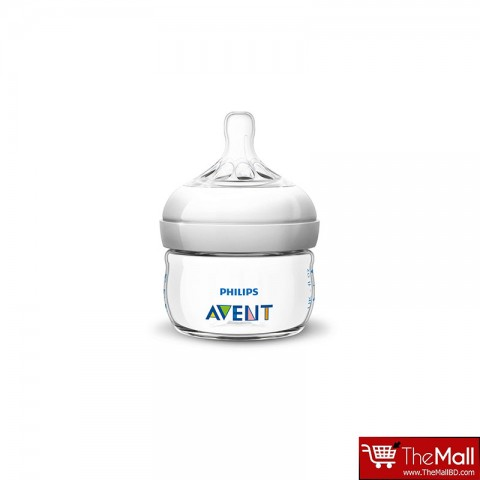 Philips Avent Natural Baby Bottle 60ml