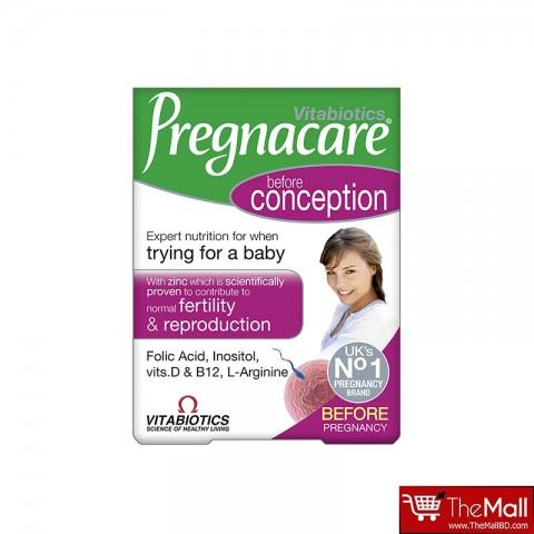 Vitabiotics Pregnacare Before Conception 30 Tablets
