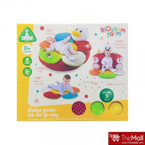 Early Learning Center Blossom Farm Gladys Goose Sit Me Up Cosy