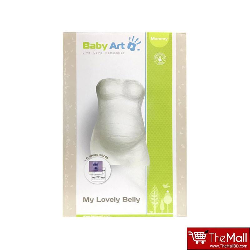 Baby Art My Lovely Belly White