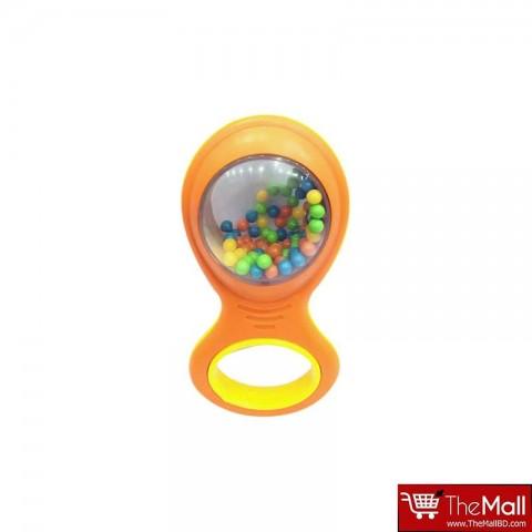 Halilit Baby Shaker-Orange