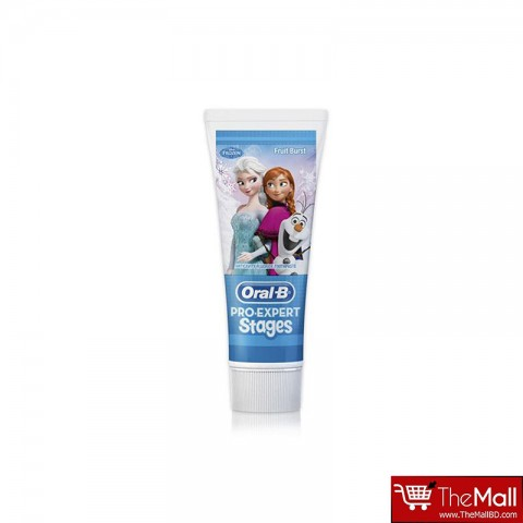 Oral B Pro Expert  Stages Frozen Fruit Burst Toothpaste -75ml