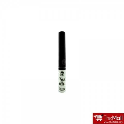 W7 Petal To The Metal Duochrome Liquid Liner 5ml - Green Goddess