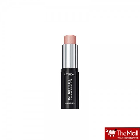 L'oreal Infallible Longwear Shaping Stick highlighter - 501 Oh My Jewels