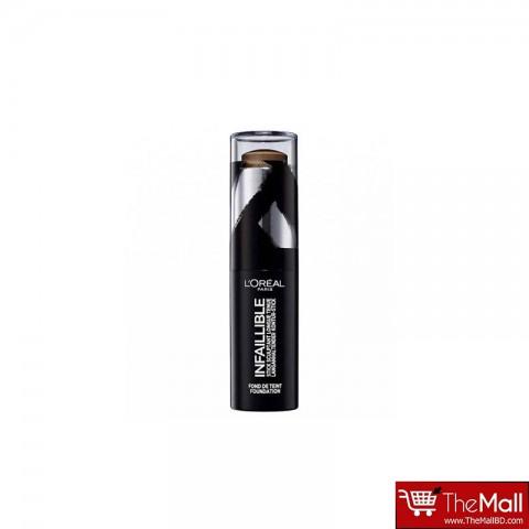 L'oreal Infallible Longwear Shaping Stick Foundation - 240 Espresso
