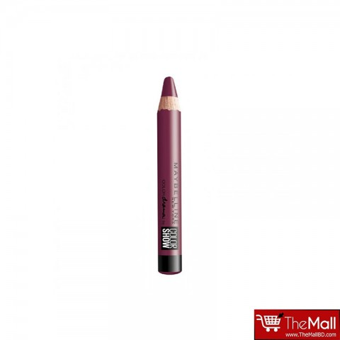 Maybelline Color Drama By Color Show Intense Velvet Lip Crayon-310 Berry Much