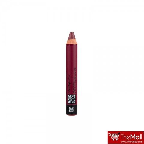 Maybelline Color Drama By Color Show Intense Velvet Lip Crayon - 510 Red Essential