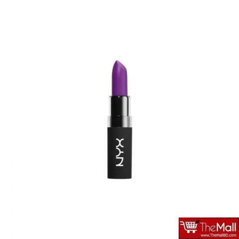 NYX Velvet Matte Lipstick 4g - VMLS09 Violet Voltage