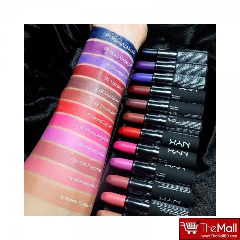 NYX Velvet Matte Lipstick 4g - VMLS10 Effervescent
