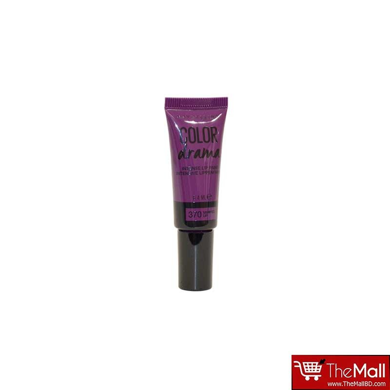 Maybelline Color Drama Lip Paint 6.4ml - 370 Vamped Up