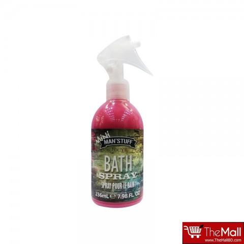 Technic Mini Man'stuff Bath Spray 236ml - Pink