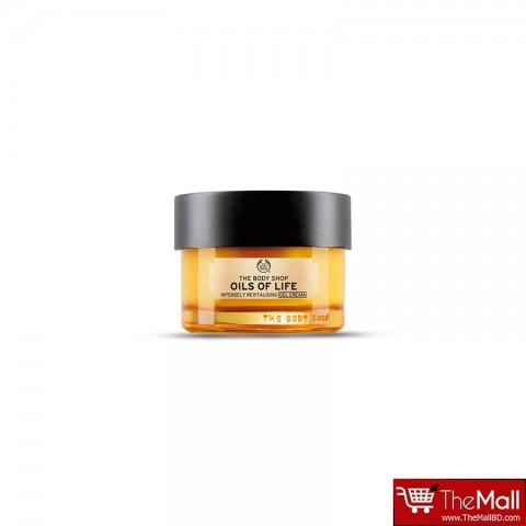 The Body Shop Oils Of Life Intensely Revitalising Gel Cream 50ml