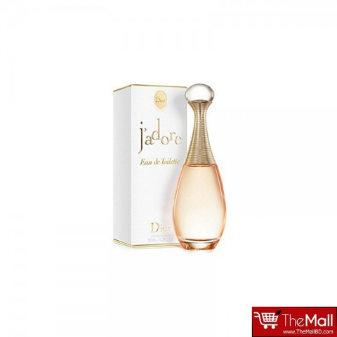 Dior J'adore Eau De Toilette For Women 50ml (6625)