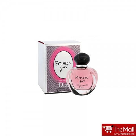 Dior Poison Girl Eau De Toilette For Women 50ml (5729)