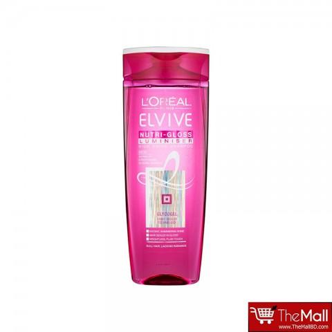 L'Oreal Paris Elvive Nutri-Gloss Luminiser High Shine Shampoo 250ml