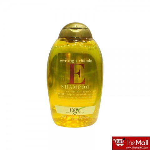 OGX Reviving + Vitamin E Shampoo 385ml