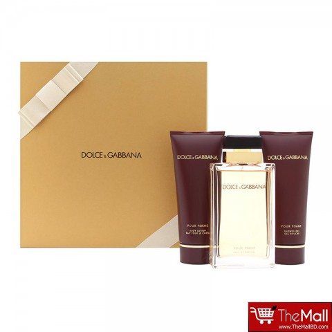 Dolce & Gabbana The One Pour Femme Gift Set (7739)