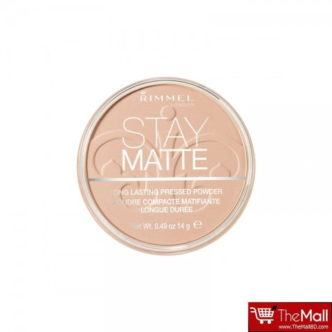 Rimmel Stay Matte Pressed Powder - 008 Cashmere