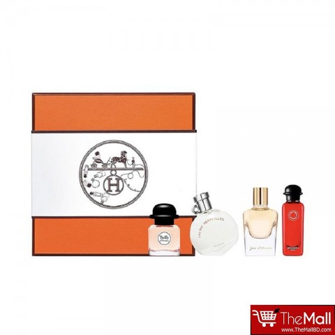 Hermes Deluxe Coffrets Miniatures Set