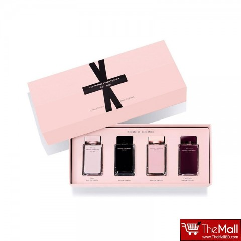 Narciso Rodriguez Miniatures Collection Gift Set For Her