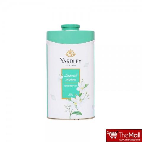 Yardley Imperial Jasmine Perfumed Talc 250g