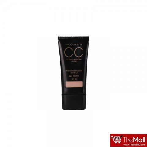 Max Factor Colour Correcting Cream SPF 10 - 60 Medium 30ml