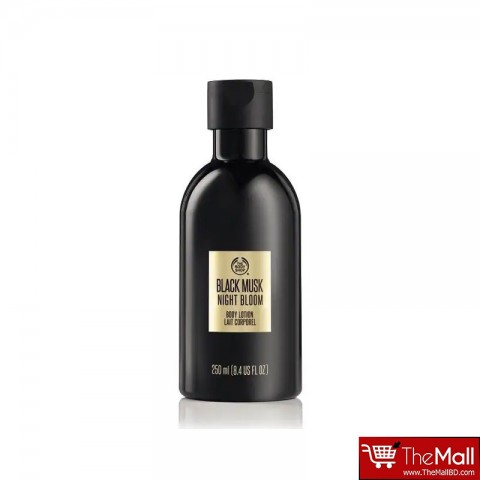 The Body Shop Black Musk Night Bloom Body Lotion 250ml