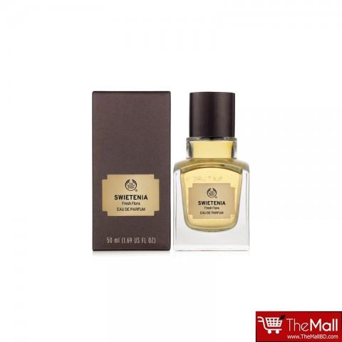 The Body Shop Swietenia Fresh Flora Eau De Parfum 50ml