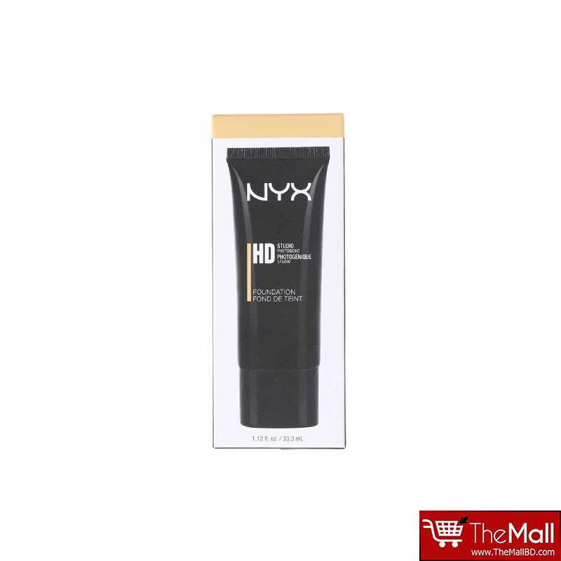 NYX HD Studio Photogenic Foundation 33.3ml - HDF103 Natural