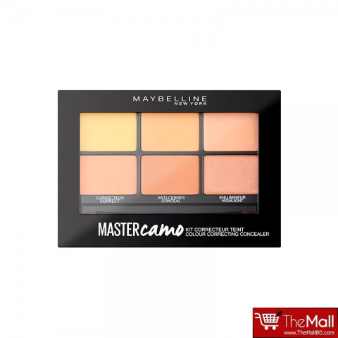 Maybelline Master Camo Colour Correcting Concealer - 02 Medium