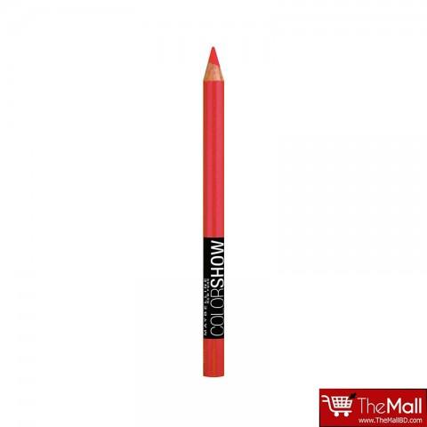 Maybelline Color Show Crayon Kohl - 330 Coralista