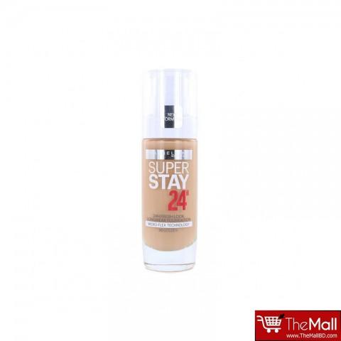 Maybelline Super Stay 24H Fresh Look Long wear Foundation - 32 Golden