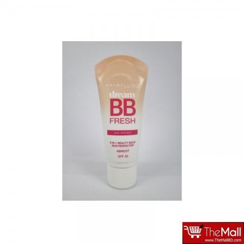 Maybelline Dream Fresh 8 in 1 BB Cream 30ml - Abricot