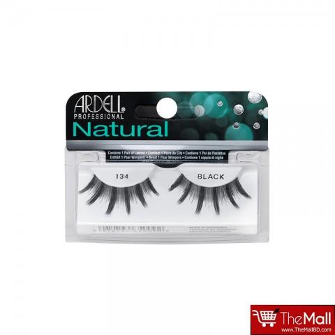 Ardell Natural False Eyelashes - 134 Black