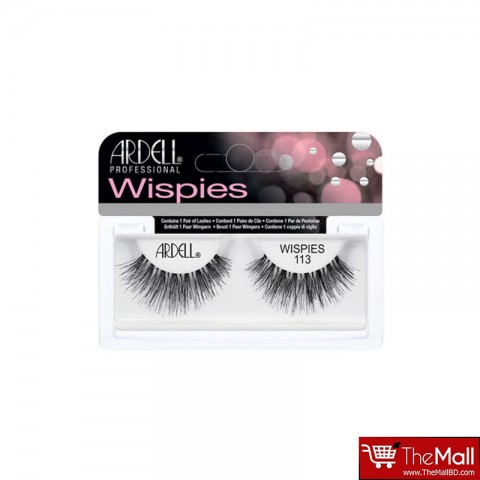 Ardell Wispies False Eyelashes - Wispies 113