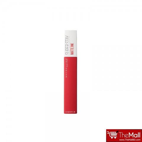 Maybelline Superstay Matte Ink Liquid Lipstick 5ml - 20 Pioneer