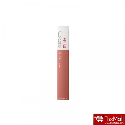 Maybelline Superstay Matte Ink Liquid Lipstick 5ml - 65 Seductress