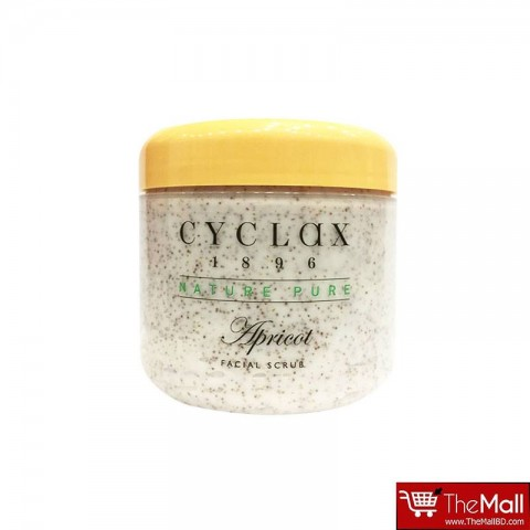 Cyclax Nature Pure Apricot Facial Scrub 300ml