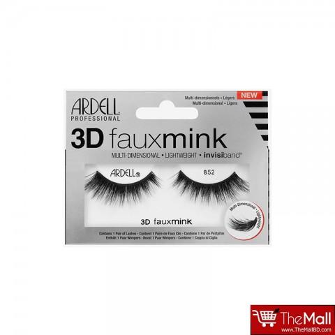 Ardell 3D Faux Mink - 852 Black