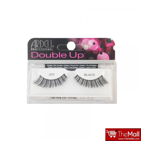 Ardell Double Up Lashes - 202 Black
