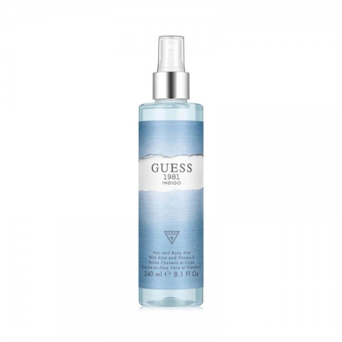 Guess 1981 Indigo Fragrance Hair & Body Mist 240ml