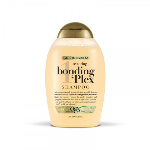 OGX Restoring + Bonding Plex Shampoo 385ml