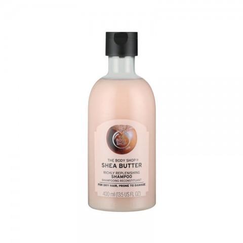 The Body Shop Shea Butter Richly Replenishing Shampoo 400ml