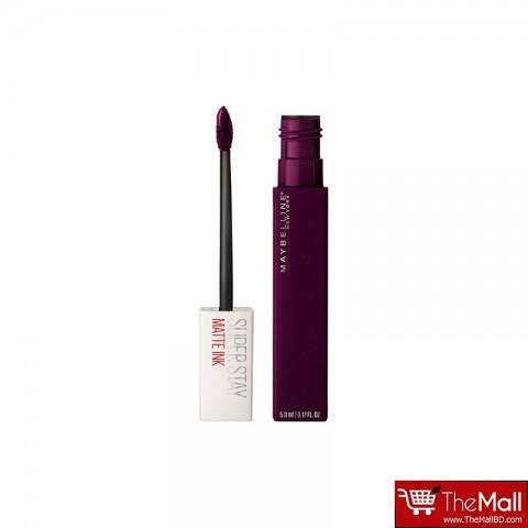 Maybelline Superstay Matte Ink Liquid Lipstick 5ml - 45 Escapist