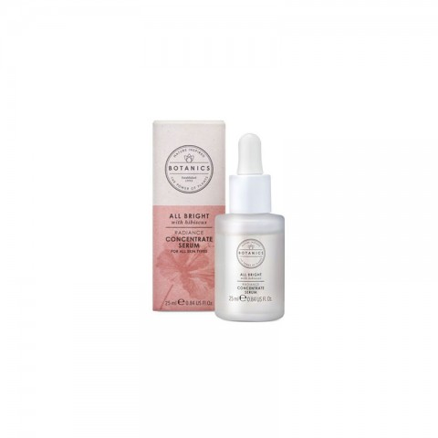 Boots Botanics All Bright Radiance Concentrate Serum For All Skin Types 25ml